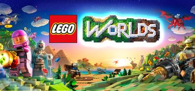 Купить LEGO Worlds для STEAM