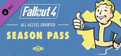 Fallout 4 Season Pass для STEAM