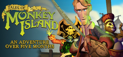 Купить Tales of Monkey Island Complete Pack