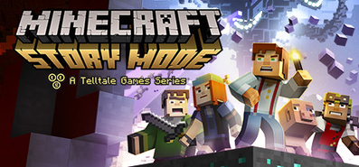 Minecraft: Story Mode - A Telltale Games Series для STEAM