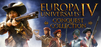 Купить Europa Universalis IV Conquest Collection