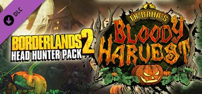 Купить Borderlands 2: Headhunter 1: Bloody Harvest