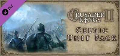 Купить Crusader Kings II: Celtic Unit Pack