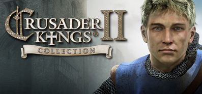 Купить Crusader Kings II Collection (+43 DLC)
