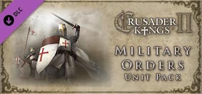 Купить Crusader Kings II: Military Orders Unit Pack