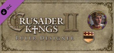 Crusader Kings II: Ruler Designer для STEAM