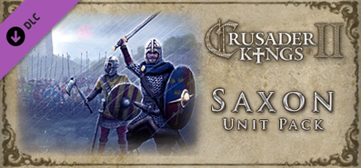 Купить Crusader Kings II: Saxon Unit Pack