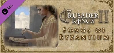 Купить Crusader Kings II: Songs of Byzantium