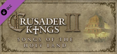 Купить Crusader Kings II: Songs of the Holy Land
