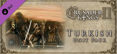 Купить Crusader Kings II: Turkish Unit Pack