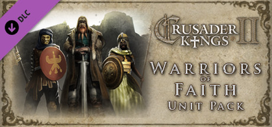 Купить Crusader Kings II: Warriors of Faith Unit Pack