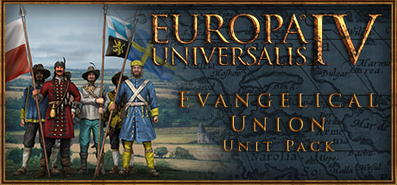 Купить Europa Universalis IV: Evangelical Union Unit Pack