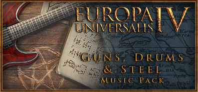 Купить Europa Universalis IV: Guns, Drums and Steel Music Pack