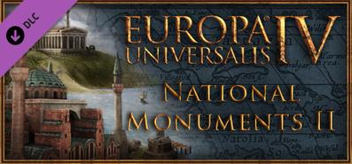 Купить Europa Universalis IV: National Monuments II