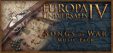 Купить Europa Universalis IV: Songs of War Music Pack