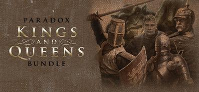 Купить Paradox Kings and Queens Bundle