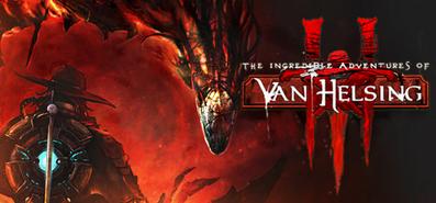 Купить The Incredible Adventures of Van Helsing III