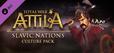 Купить Total War: ATTILA – Slavic Nations Culture Pack