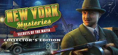 Купить New York Mysteries: Secrets of the Mafia Collector's Edition