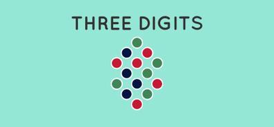 Купить Three Digits