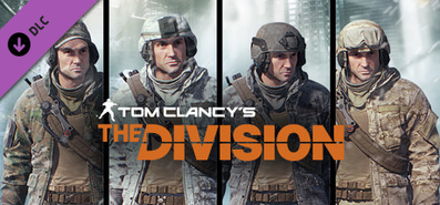 Купить Tom Clancy's The Division -  Marine Forces Outfits Pack