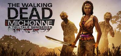 Купить The Walking Dead: Michonne - A Telltale Miniseries