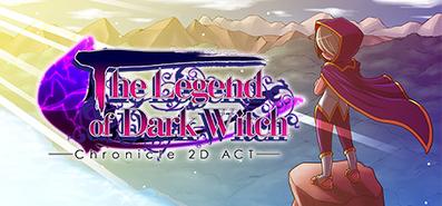 Купить The Legend of Dark Witch