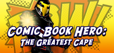 Купить Comic Book Hero: The Greatest Cape