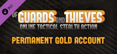 Купить Of Guards And Thieves - Permanent Gold Account