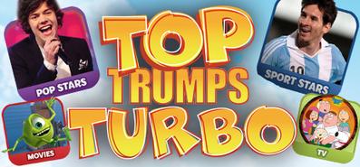 Купить Top Trumps Turbo