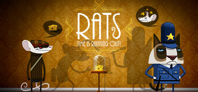 Купить Rats - Time is running out!