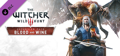 Купить The Witcher 3: Wild Hunt - Blood and Wine