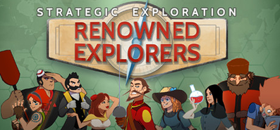 Купить Renowned Explorers: International Society