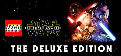 Купить LEGO Star Wars: The Force Awakens - Deluxe Edition