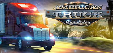 Купить American Truck Simulator для STEAM