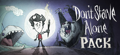 Купить Don't Starve Alone Pack