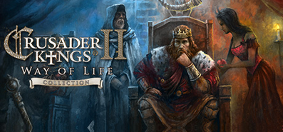 Crusader Kings II: Way of Life Collection для STEAM