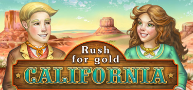 Купить Rush for gold: California