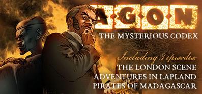 Купить AGON - The Mysterious Codex (Trilogy)