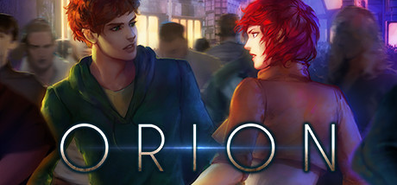 Купить Orion: A Sci-Fi Visual Novel