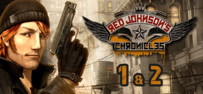 Купить Red Johnson's Chronicles - 1+2 - Steam Special Edition