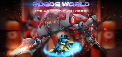 Купить Robo's World: The Zarnok Fortress