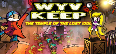 Купить Wyv and Keep: The Temple of the Lost Idol