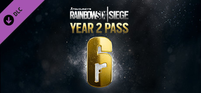 Купить Tom Clancy's Rainbow Six Siege - Year 2 Pass