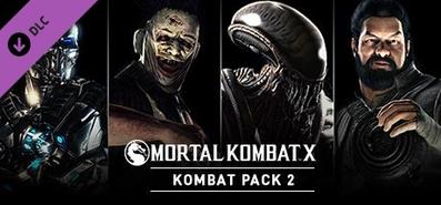 Mortal Kombat X. Kombat Pack 2 для STEAM