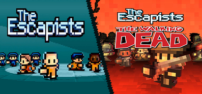 The Escapists + The Escapists: The Walking Dead Deluxe для STEAM