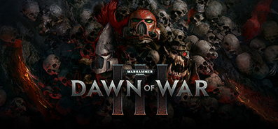 Купить Warhammer 40,000: Dawn of War III для STEAM