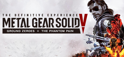 METAL GEAR SOLID V: The Definitive Experience для STEAM