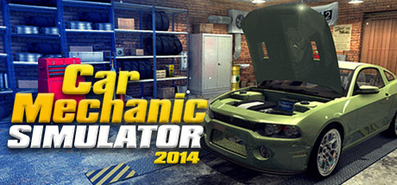 Car Mechanic Simulator 2014 для STEAM