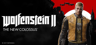 Wolfenstein II: The New Colossus для STEAM